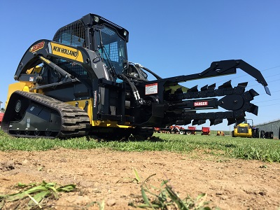 Premier High Flow Trencher Attachment