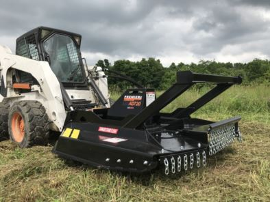 Heavy Duty Skid Steer Brush Cutter AD Series