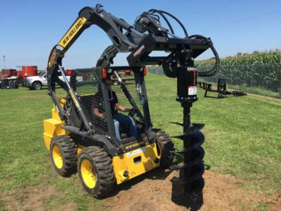 Skid Steer Earth Auger Drive Units