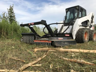 Premier's Ammbusher Brush Cutter AC & DC Series